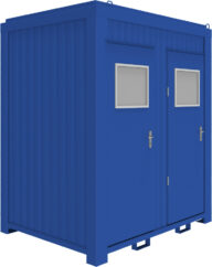 Containex WC 8 Sanitärbox