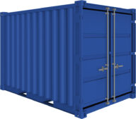 Containex LC 10 Lagercontainer