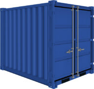 Containex LC 8 Lagercontainer