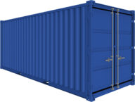 Containex LC 20 Lagercontainer