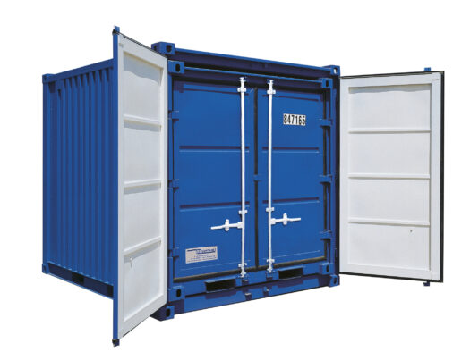 Containex Triple Lagercontainerset