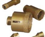 Diamant-Fliesenbohrer BDE05 Profi drill DryGrind