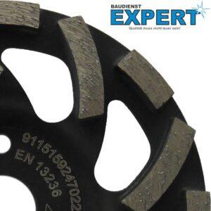 Diamantschleifteller BAUDIENST EXPERT Premium abrasiv