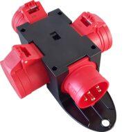 Kompaktverteiler CEE16A IP44