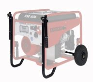 Endress Radsatz für Stromerzeuger ESE 406, 506, 606 DUPLEX