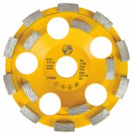Eibenstock Diamant-Schleifteller Ø125 gelb