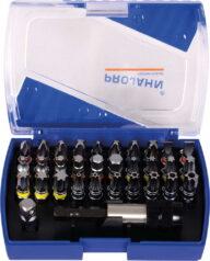 Projahn 394089 Color-Bitbox mit Gürtelclip