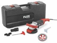 FLEX Sanierungsschleifer LD 18-7 125 R Kit Turbo-Jet