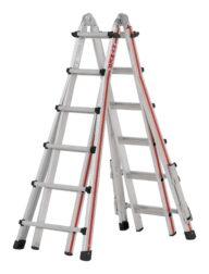 Hymer Teleskopleiter 4142 4x6 Sprossen