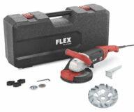 FLEX Sanierungsschleifer LD 18-7 150 R  Kit TH-Jet