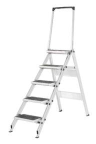 Hymer Sicherheitstreppe 6061 Bügel 5 Stufen