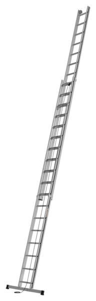 Hymer Seilzugleiter 70051 2x18 Sprossen ALU-PRO