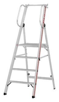 Hymer Plattformleiter 8080 4 Stufen