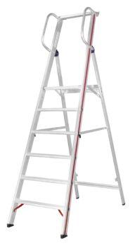 Hymer Plattformleiter 8080 6 Stufen