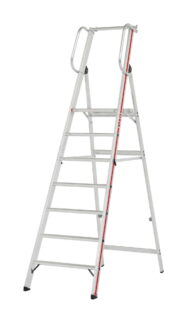 Hymer Plattformleiter 8080 7 Stufen