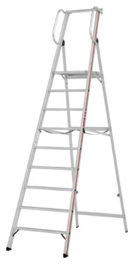 Hymer Plattformleiter 8080 9 Stufen