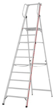 Hymer Plattformleiter 8080 10 Stufen