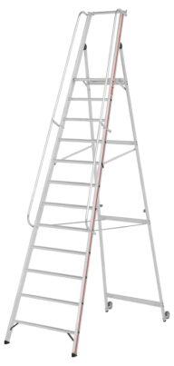 Hymer Plattformleiter 8081 12 Stufen