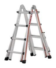 Hymer Teleskopleiter Telestep 8142 4x5 Sprossen