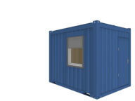 Containex BM 10 Bürocontainer RIH 254