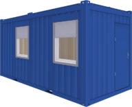 Containex BM 16 Bürocontainer RIH 234
