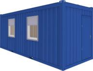 Containex 2xBM 20 RHI 234 Doppel-Bürocontaineranlage