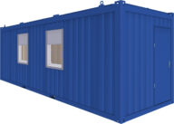 Containex BM 24 Bürocontainer RIH 254