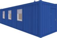 Containex BM 30 Bürocontainer RIH 254
