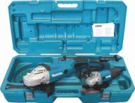 Makita DK0052G Winkelschleifer-Set