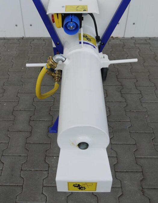 m-tec Flotti Durchlaufmischer 230V
