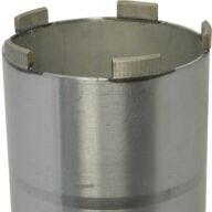 Diamant-Bohrkrone Ø52-202 BDE49 Premium drill 3D