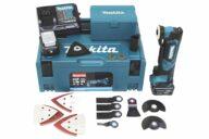 Makita TM30DSMJX5 Akku Multifunktionswerkzeug