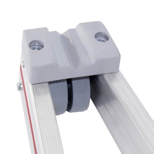 Hymer Glasreinigerleiter Oberteil 5017 6 Sprossen